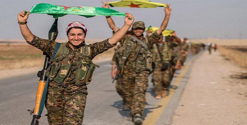 الأكراد وفدرلة المنطقة