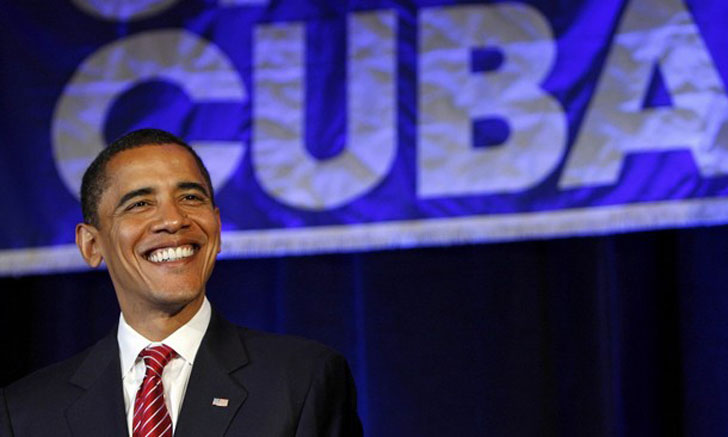 أوباما في كوبا