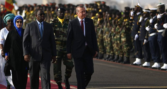 تركيا والقارة الأفريقية.. علاقات متنامية