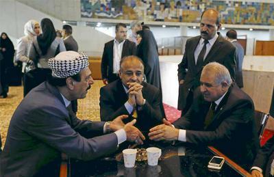 مخاوف دولية من تردي الأوضاع السياسية في العراق وانقسام البرلمان إلى مؤسستين