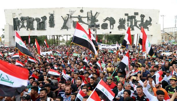 العراق.. اعتصامات لا تنفع وعمليّة سياسيّة كسيحة