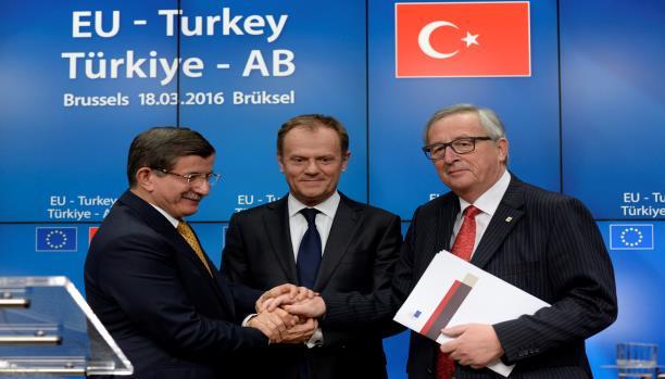 تركيا والاتحاد الأوروبي…التعاون من بوابة مكافحة الهجرة غير الشرعية