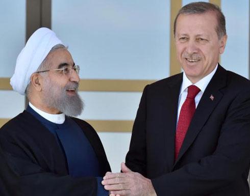 تركيا تتقرب من إيران لحل أزمتي سوريا والعراق!