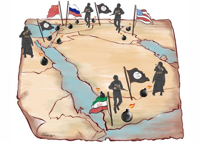 أمن البحر الأحمر الملف الشائك الذي تتسابق عليه الأمم