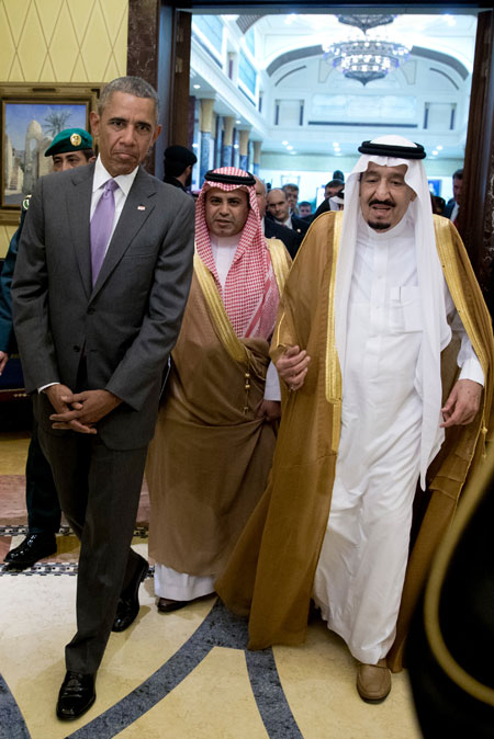 القمة الخليجية الأميركية تكشف التباعد دون بحث أفق للتقارب