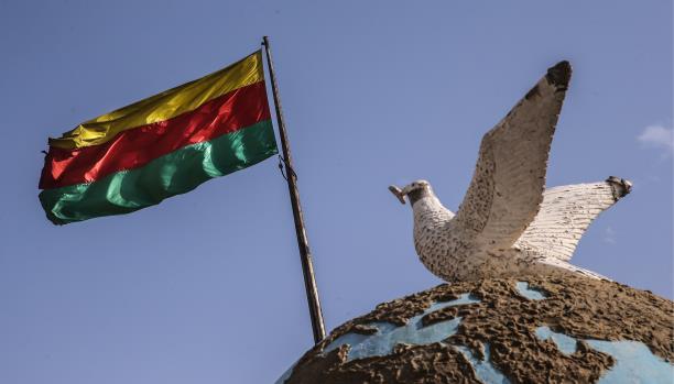 القضية الكردية بين الفيدرالية والكونفيدرالية وتقرير المصير