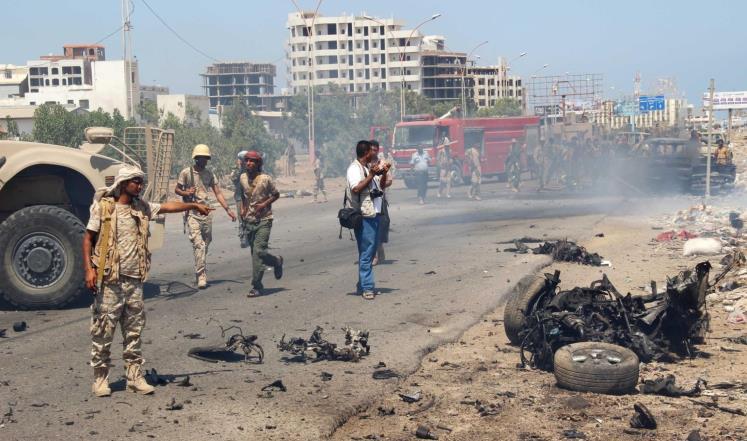 رياح التقسيم تعصف باليمن