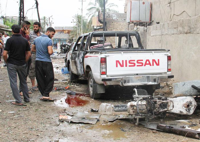ديالى العراقية على شفا الفوضى الشاملة