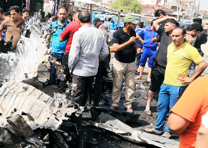 داعش يستبيح بغداد على وقع الأزمة السياسية