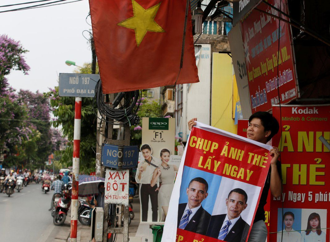 رحلة أوباما وما بعدها