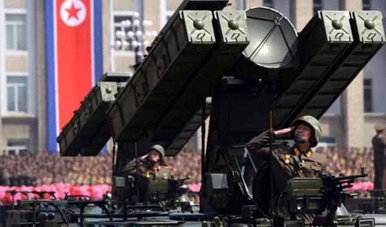 الشغف النووي الكوري