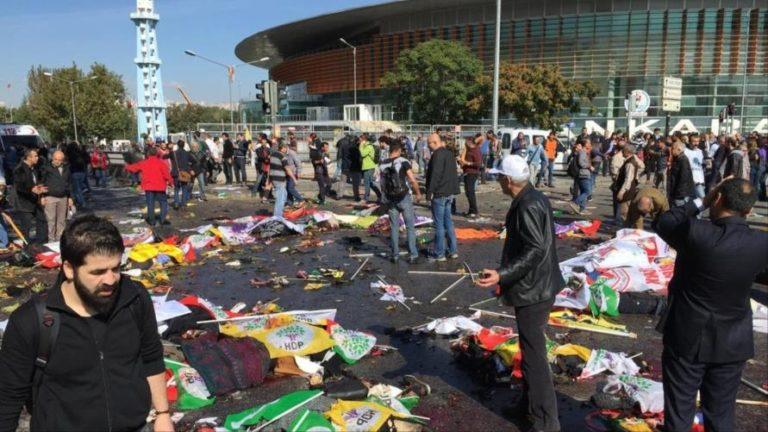 أبرز الهجمات على تركيا منذ 1982