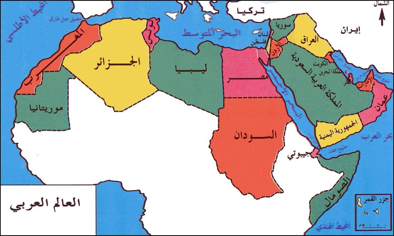 الشرق الأوسط فى طريقه إلى التغيير !