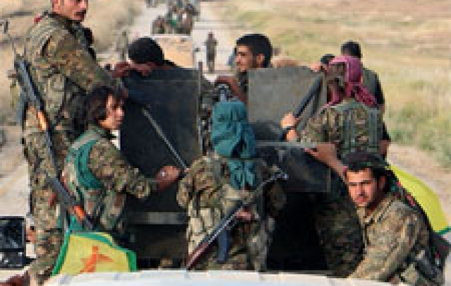 النظام الاتحادي الديمقراطي الجديد في شمال سوريا