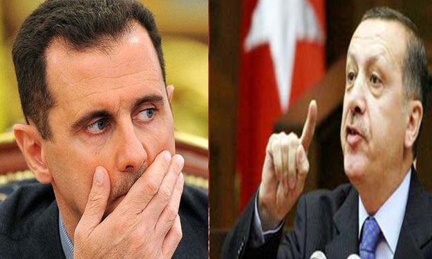 علاقات تركيا بسورية
