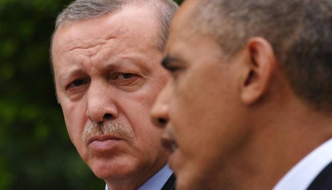 اردوغان واوباما