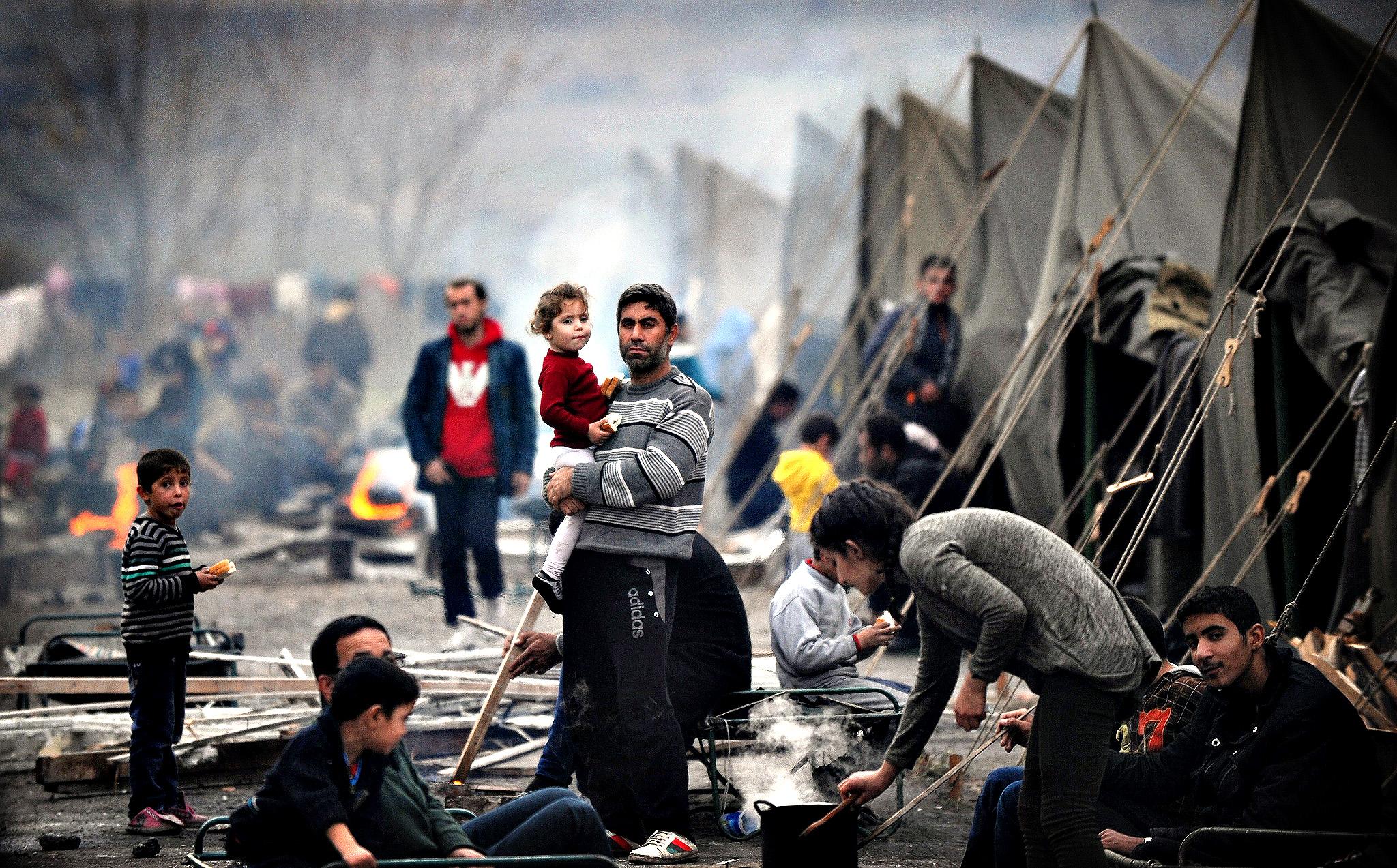 خمسة خيارات سياسية للتعامل مع مشكلة اللاجئين السوريين
