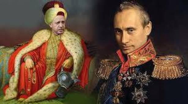 السلطان والقيصر في حاجة إلى بعضهما البعض