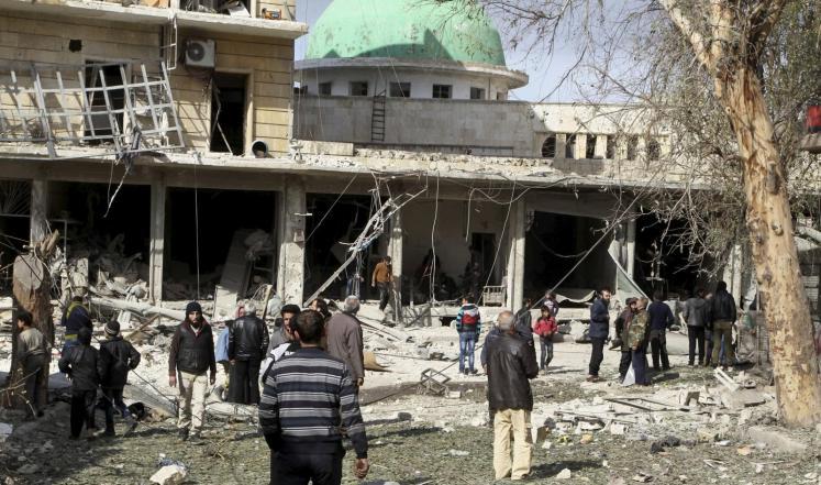 موسكو المحاصرة في حلب