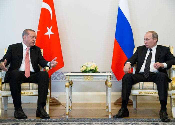 أردوغان في روسيا.. البحث عن صديق في قارة معادية