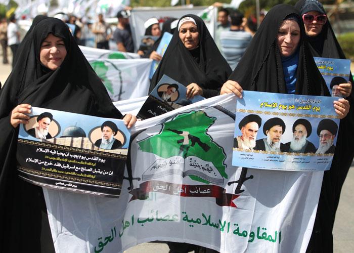 هل ينقلب العراقيون على سلطة رجال الدين