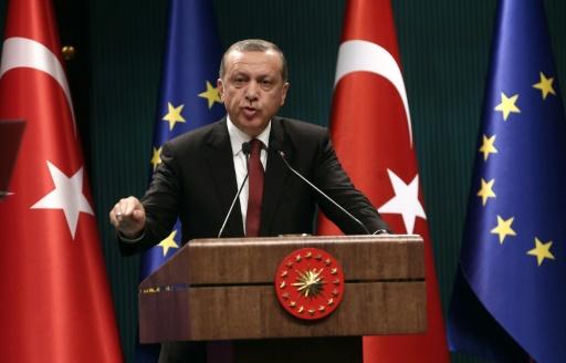 أردوغان و«العنصرية» الأوروبية