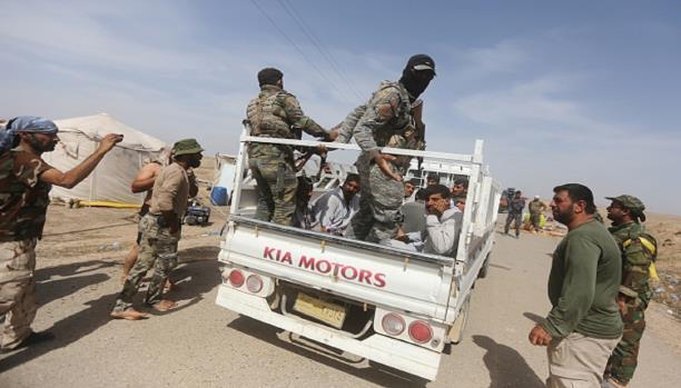 العراق: الكشف عن 3000 معتقل بسجن سري للمليشيات