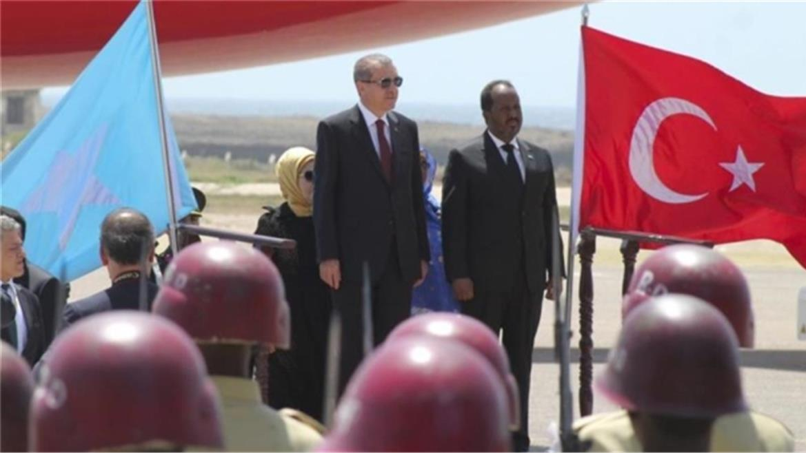 إفريقيا في الاستراتيجية التركية الجديدة