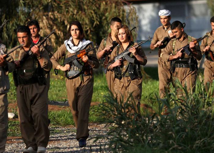 الأكراد يحملون سلاح التحرر ضد إيران.. فما دخل السعودية