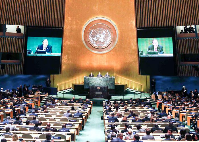 المجتمع الدولي: استحضار المصطلح وغياب الوجود