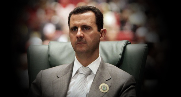 Syria's President Bashar al-Assad attends the 23rd Arab League summit in Sirte, in this March 27, 2010 file picture. The United States will impose sanctions on Assad for human rights abuses on May 18, 2011, sources briefed on the matter said, in a  dramatic escalation of U.S. pressure on Damascus to cease its brutal crackdown on protesters.  REUTERS/Zohra Bensemra (LIBYA - Tags: POLITICS HEADSHOT)