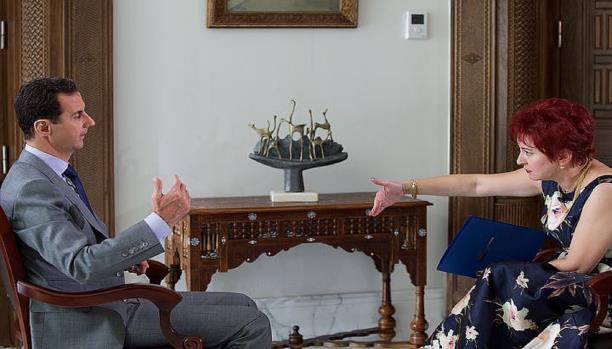 أسئلة لم يسمعها الأسد من أصلاموفا
