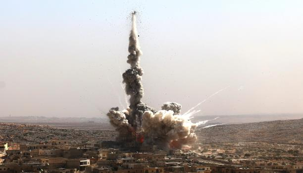 وقف الاقتتال في سورية من دون حل سياسي