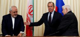 اجتماع موسكو والدول المحاربة الإرهاب!