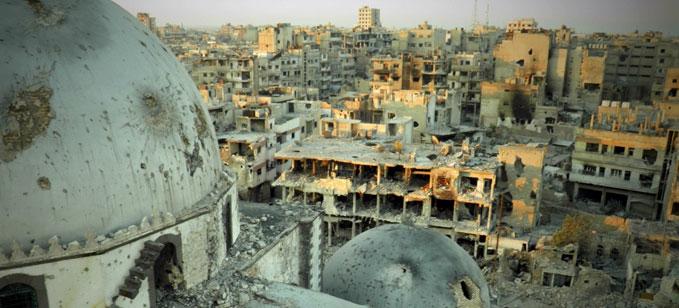 حلب تطلق حربا باردة جديدة بين موسكو والغرب