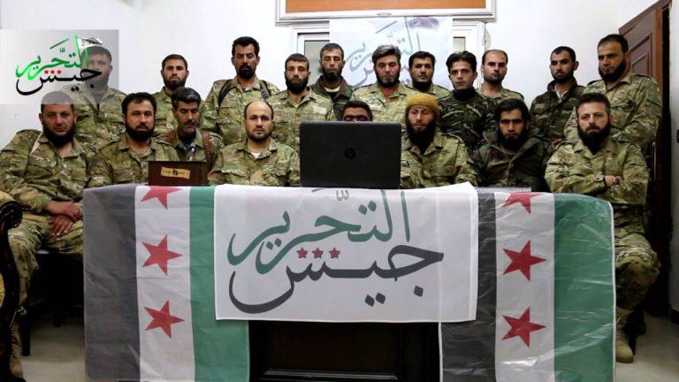 جيش تحرير وطني: أفضل ما يمكن فعله في سورية