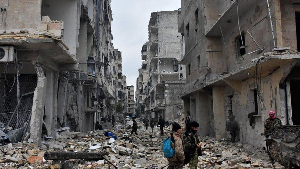 إخلاء حلب والدور على إدلب