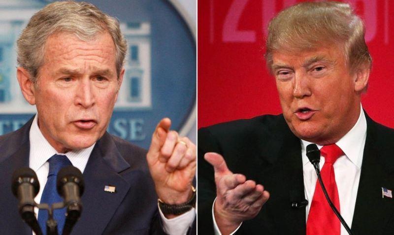 """من بوش إلى ترامب.. """"الثقافة والاقتصاد والحرب"""" أركان النظام العالمي الجديد"""
