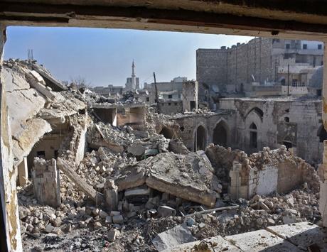 الإمارات تحذر من كارثة غير مسبوقة في سوريا
