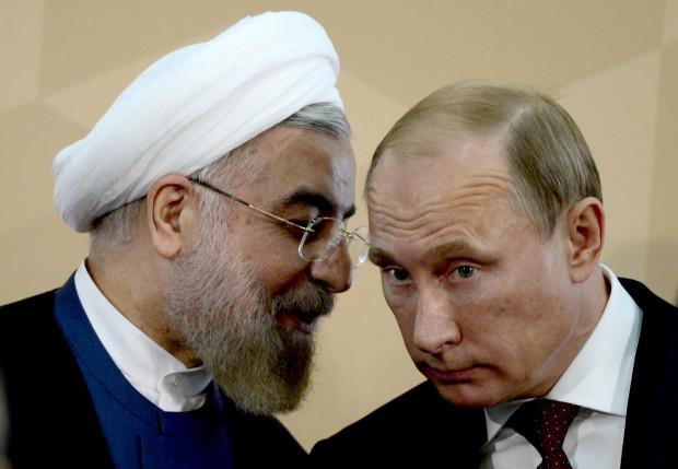 التوفيق بين إيران وبوتين