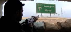 """معركة الموصل تتوقف: """"نحن نقاتل الشيطان نفسه""""!"""