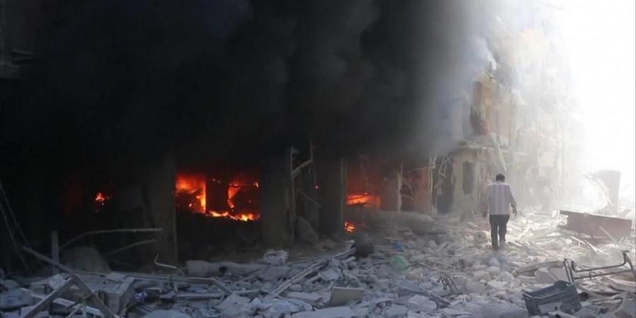 سقوط حلب.. كفة الحرب تميل لصالح النظام