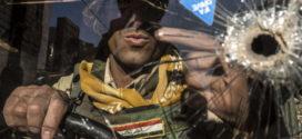 القوات العراقية في الموصل تستنجد بالحشد الشعبي