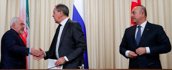 في ما يخصّ الاتفاق الثلاثي بشأن الصراع السوري