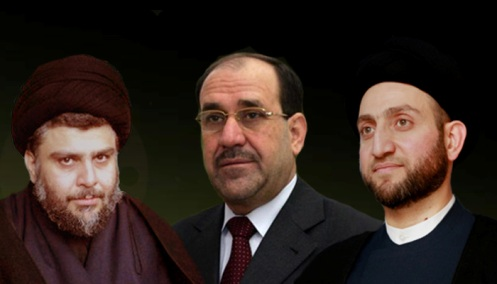 زعامة الشارع الشيعي في العراق لمن؟