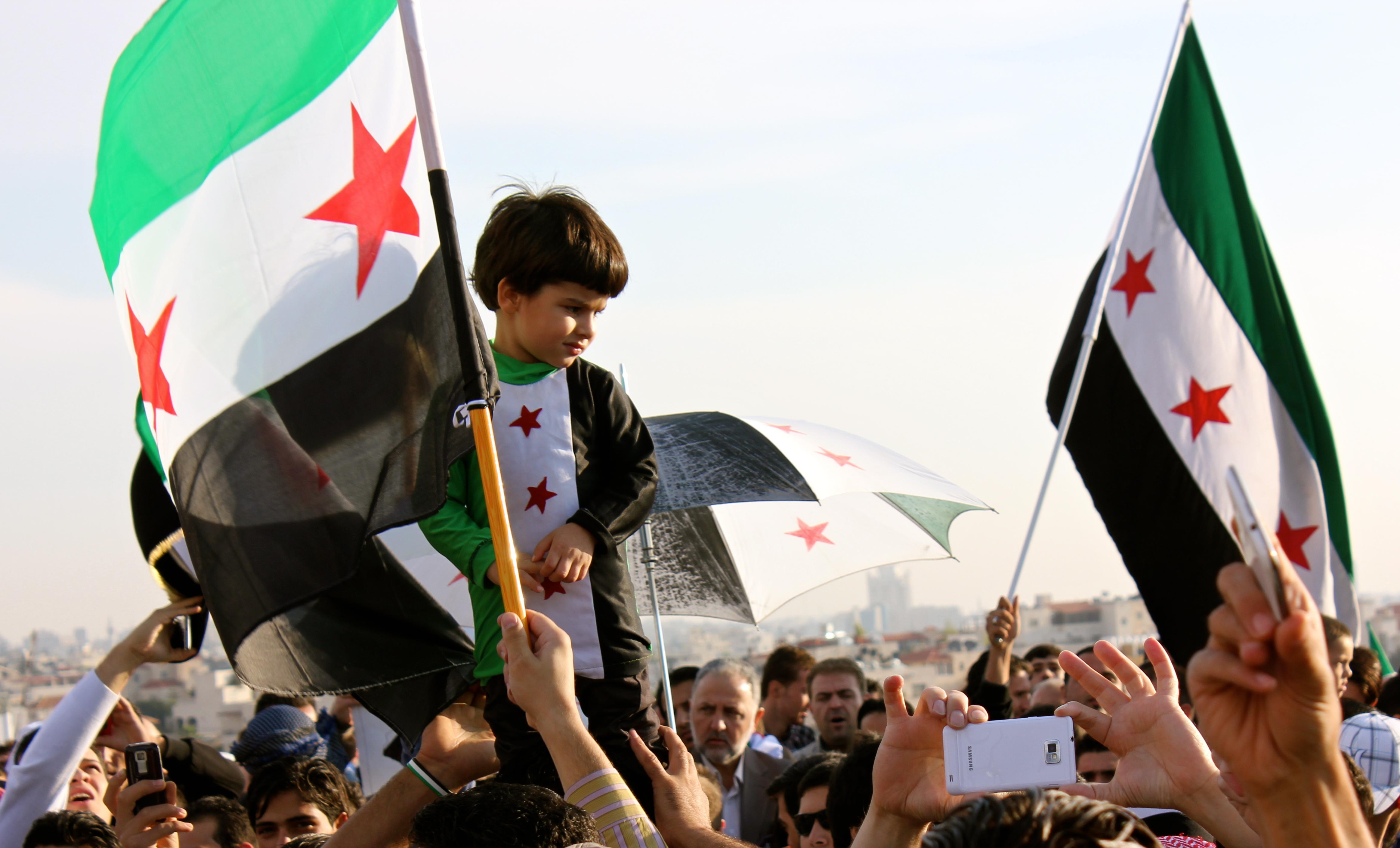الثورة السوريّة التي نظّفت وانهزمت