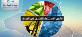 قانون الاستثمار العراقي .. يسير في الاتجاه المعاكس