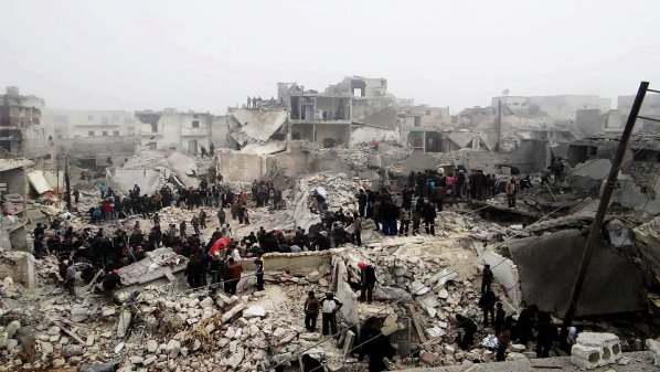 موت حلب: سقوط المدينة في يد جنود الأسد يبدو وشيكا