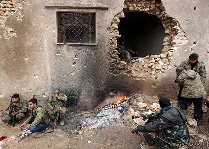 المعارضة السورية المسلحة تؤكد مشاركتها في مفاوضات أستانة