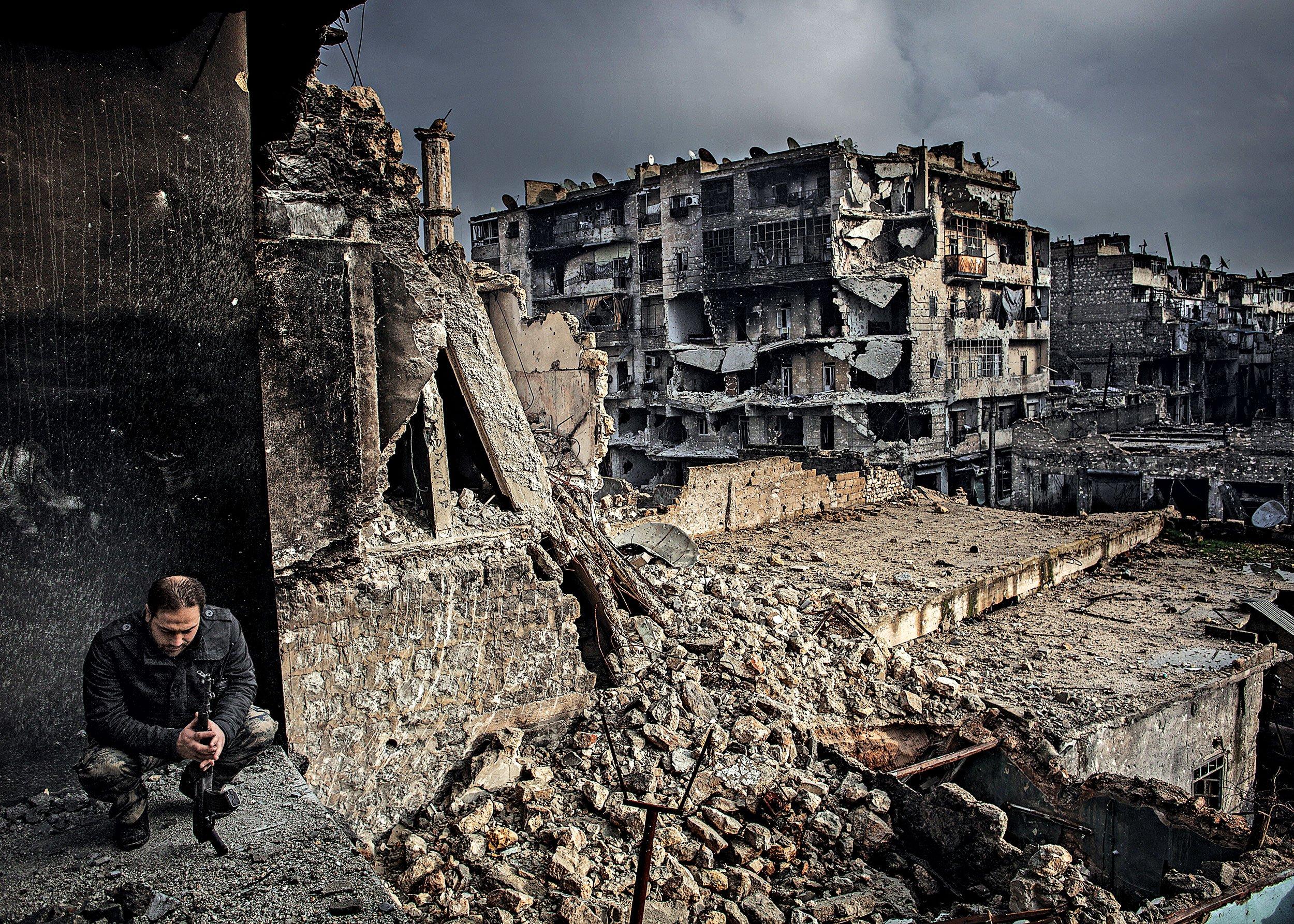 كل الطرق تؤدي إلى حلب
